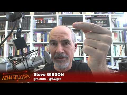 Triangulation 144: Steve Gibson