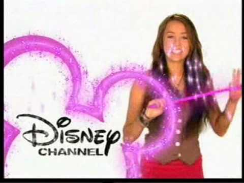 Miley Cyrus promo Disney Channel Hungary