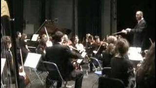 Je dirige mon orchestration d