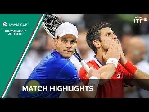 Highlights: 2013 Davis Cup Final