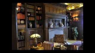 The Pittock Mansion Located In Portland, Oregon