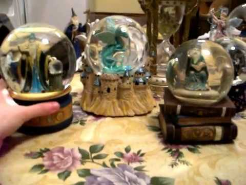 My collectibles of The San Francisco Music Box Company Part 1