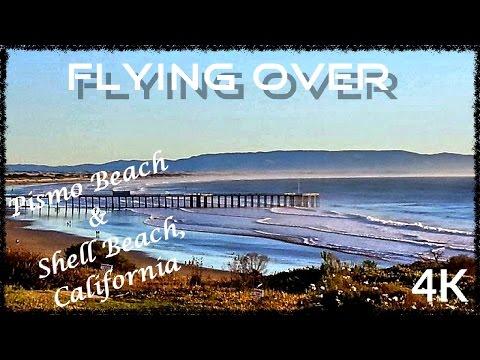 Pismo Beach & Shell Beach, CA