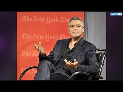 George Clooney Denies Amal Alamuddin's Mom Opposes Their Marriage On Religious Grounds