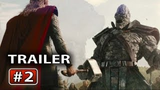 THOR 2  The Dark World Trailer  2