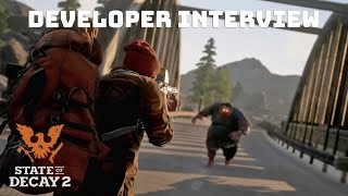 State Of Decay 2 - New Full Interview - Multiplayer Gameplay Details