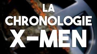 La chronologie X-Men