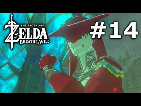 Sidon, Prinz der Zora – LEGEND OF ZELDA Breath of the Wild Gameplay German #14 | Switch Lets Play