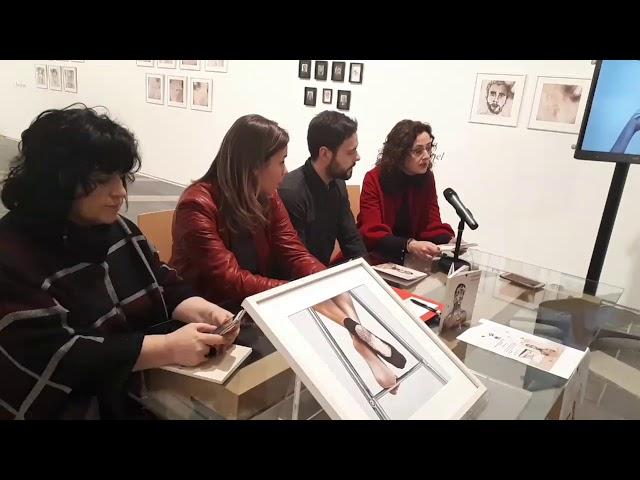 Presentación del libro-catálogo de la muestra 'Ephemera', de David Catá