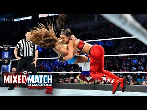 The WWE MMC Playoffs kick off with two explosive showdowns