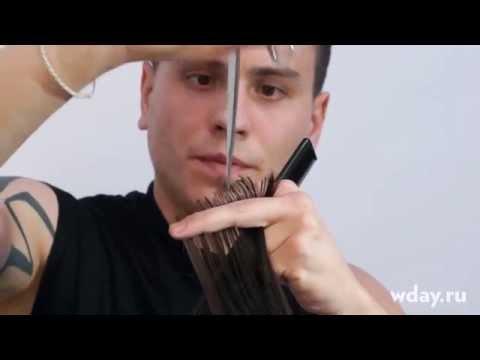 Краска 8.1, осветляю корни и затемняю длину волос) краска  Kapous 8.1 (капус) мои русые серые волосы