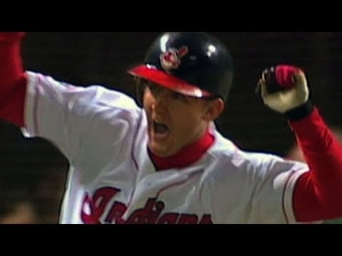 1995 ALCS Gm5: Thome hits a go-ahead homer to right
