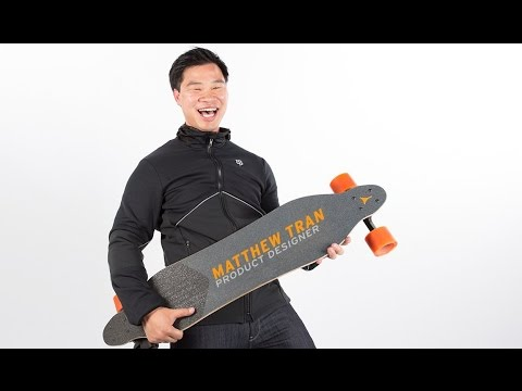 The Boosted Boards 'Ride to Work' Hoodie | Betabrand