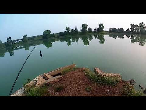 Fishing Lake Malone