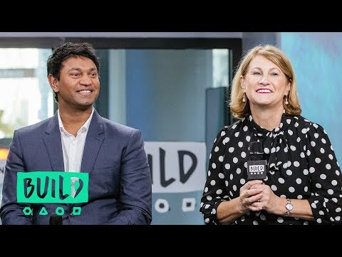 """Saroo And Sue Brierly Discuss The Film, """"Lion"""""""