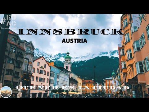 INNSBRUCK , Que Ver En La Capital Del TIROL .AUSTRIA #3