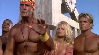 Hulk Hogan, Ric Flair, Macho Man Randy Savage and C.J Parker (…