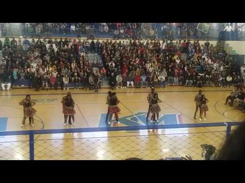 KM Multicultural Assembly (AFRICAN DANCE 2018)