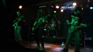 Damage Case - Speeding With The Dead (Live at Romanian Thrash Metal Fest 3rd Edition, 10.10.2014)
