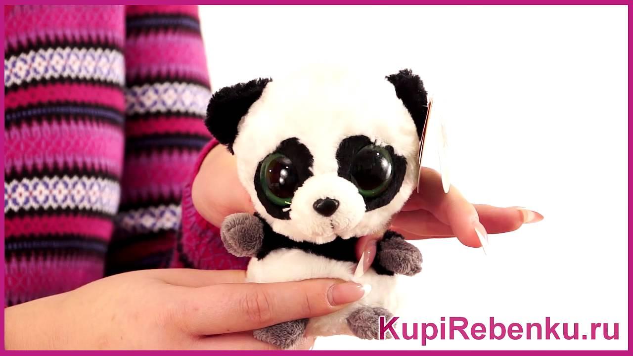 Плюшевая Мягкая Игрушка Панда - покупка Алиэкспресс - YouTube