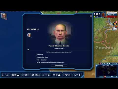 Geopolitical Simulator 4: African Diamond Cartel pt. 10 - Miscalculations