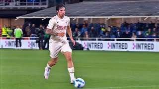Sandro Tonali Has Started To SHOW His Skills in AC Milan!