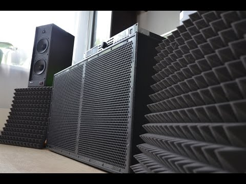 best 2 1 speakers system sound bass test diy youtube. Black Bedroom Furniture Sets. Home Design Ideas