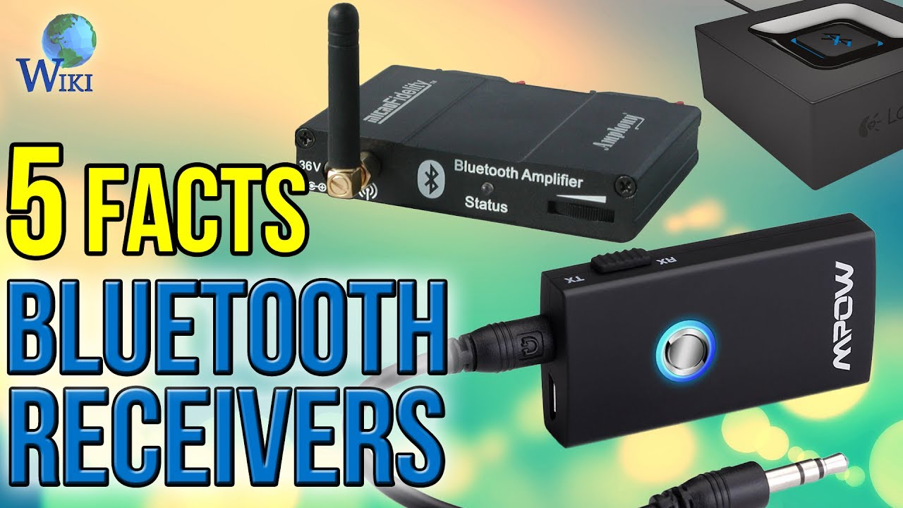 Top 10 Bluetooth Receivers of 2019 | Video Review