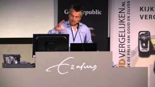 """Joris Luyendijk: """"A bank itself is a blueprint for short-termism"""""""