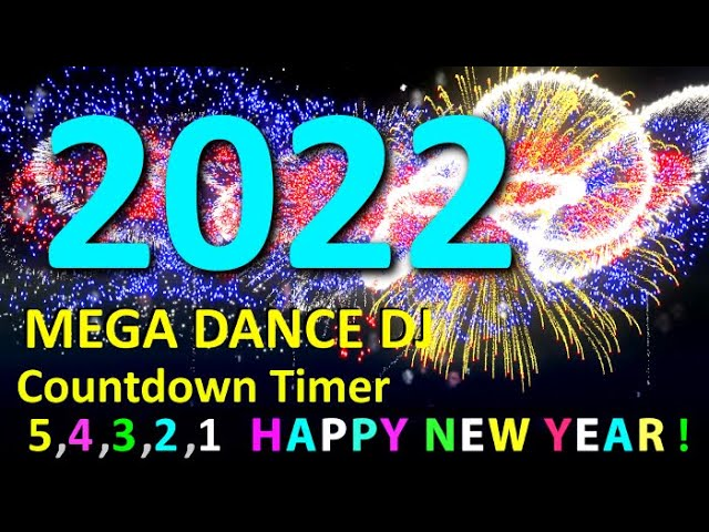 happy new year 2021 countdown - YouTube