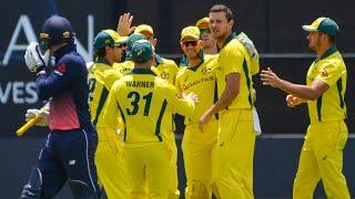 Aussie quicks set up big win | Australia v England | Fourth ODI, 2017-18