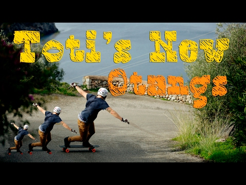 Orangatang Wheels | Toti's New Otangs