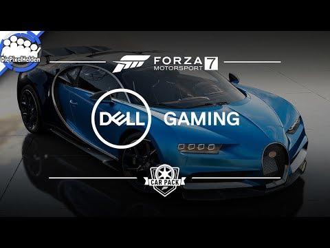 FORZA MOTORSPORT 7 - DELL Gaming Car Pack - Review [german / deutsch]
