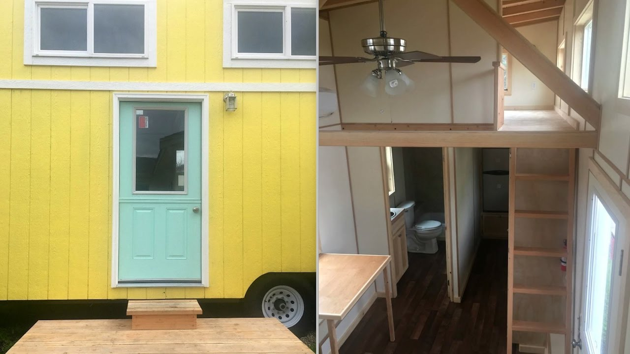 Buy This Tiny House Built For Family Life YouTube