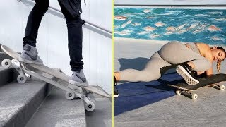 Funny & Smart Skateboard Ideas