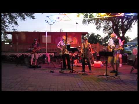 Noyz Toyz concert at League City Park on July 26, 2014