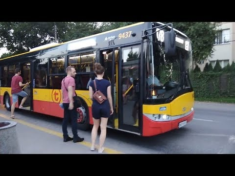 How to take Paper Bus ticket in Warsaw | Poland (English Subtitles)