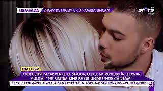 Primul interviu exclusiv cu Carmen de la Salciua si Culita Sterp Agentia VIP Antena Star ...