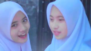 Jilbab Putih - Nasida Ria (Unofficial video by Putih Abu-abu)