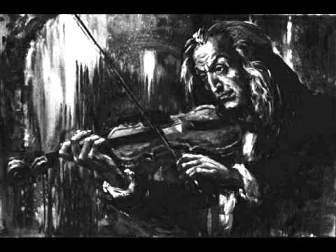 Variations on a theme by Rossini - Niccolo Paganini