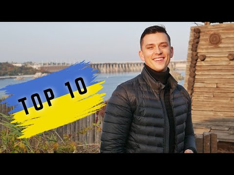UKRAINE IS SO CHEAP ! Top 10 Things to do in Ukraine