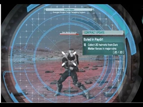 Defiance Contract Guides: (Buried in Paydirt)