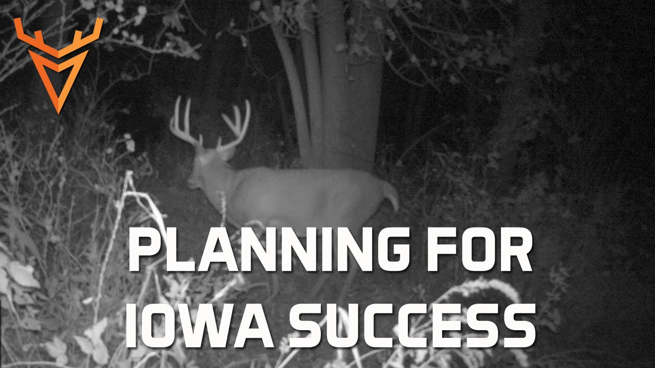 Wired To Hunt 2015 #4: Planning for Iowa Success - YouTube