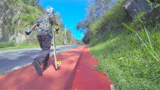 São Roque Downhill Path