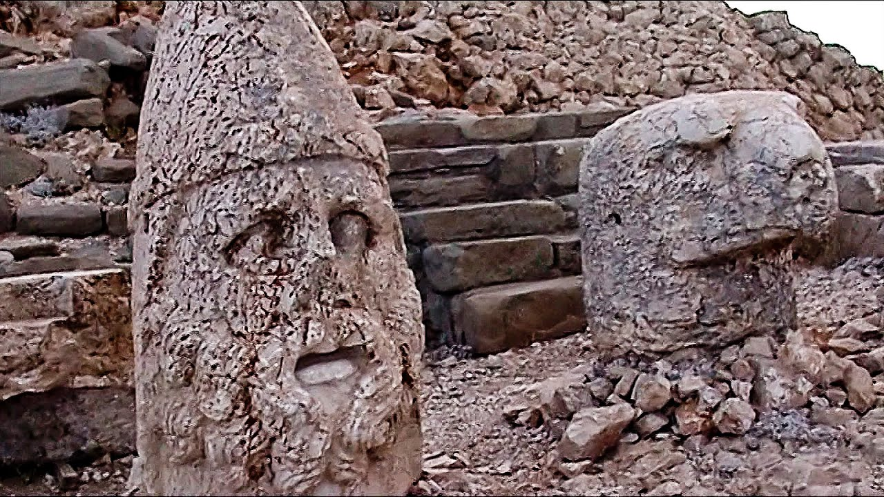 TURKEY - Asia - Arsameia, Nemrut Daġı and Karakuş - YouTube