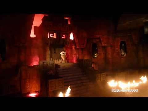 Templo Del Fuego Portaventura 2010
