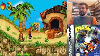 CRASH BANDICOOT 2: N-TRANCED (GBA) - Gameplay en Español Game Boy Advance || ¿MORRALLA CLÁSICA?