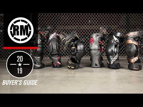 Best Motocross Knee Braces | 2019