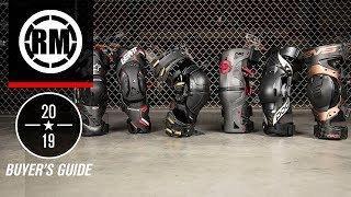 Best Motocross Knee Braces | 2019