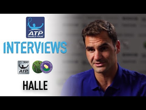 Federer Ready To Bounce Back In Halle 2017